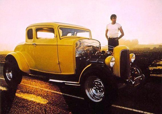 American Graffiti Coupe Pictures And Myths American Graffiti