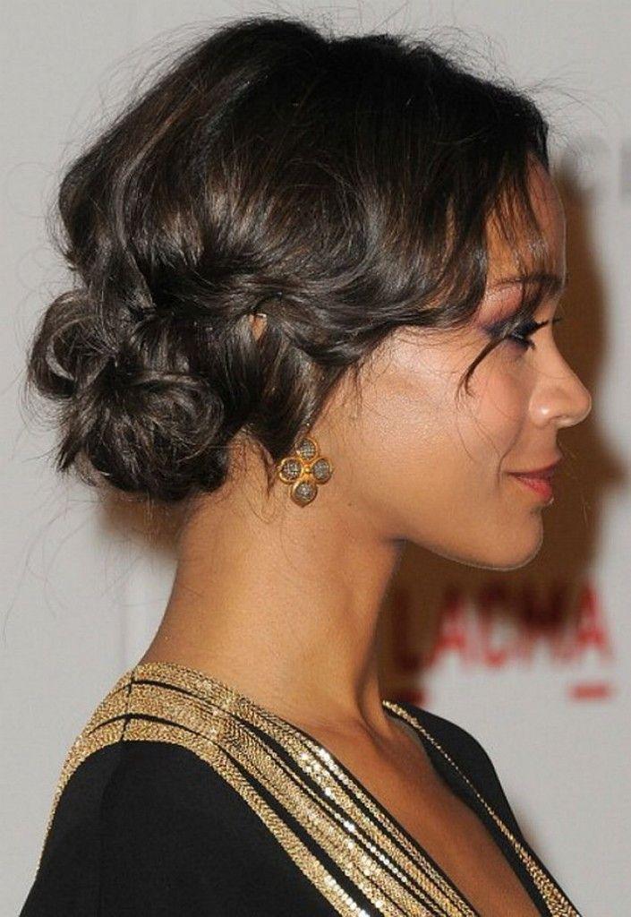 Medium hairstyles for Black Women on World Public Figure ...
