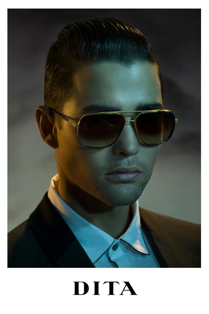 25c18b90e474 Dita - Avocet Two Gold - Brown sunglasses in 2018