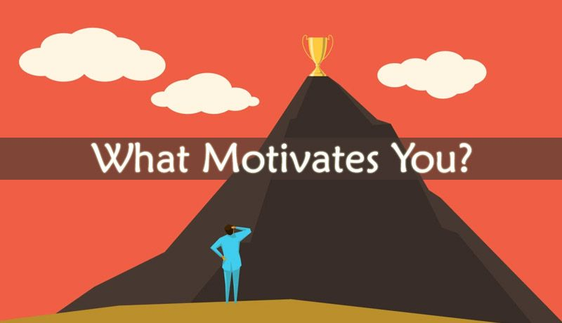What Motivates You? If your answer is wrong, the interviewer will - what motivates you