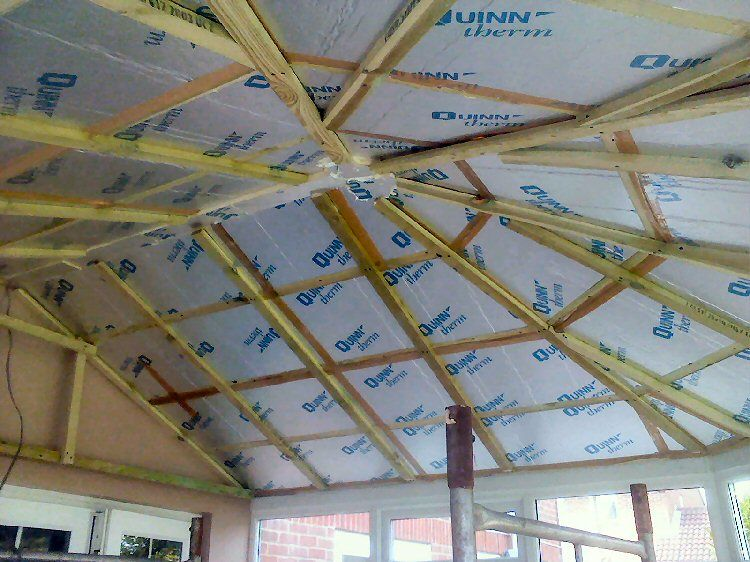 How To Insulate A Conservatory Roof To Keep Cooler In Summer And Warmer In Winter Yout Conservatory Roof Conservatory Roof Insulation Conservatory Insulation