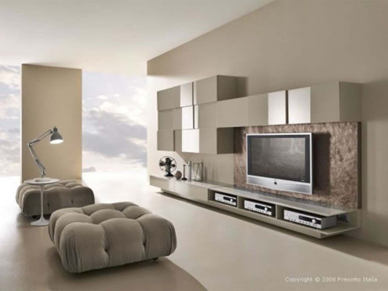 Remarkable Entertainment Room Ideas With Grey Couch And Home Theatre System Living Room Modern Minimalist Living Room Living Room Design Modern