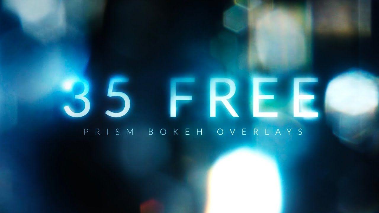 35 Free Prism #Bokeh Effect Overlays in 2019 | Bokeh effect