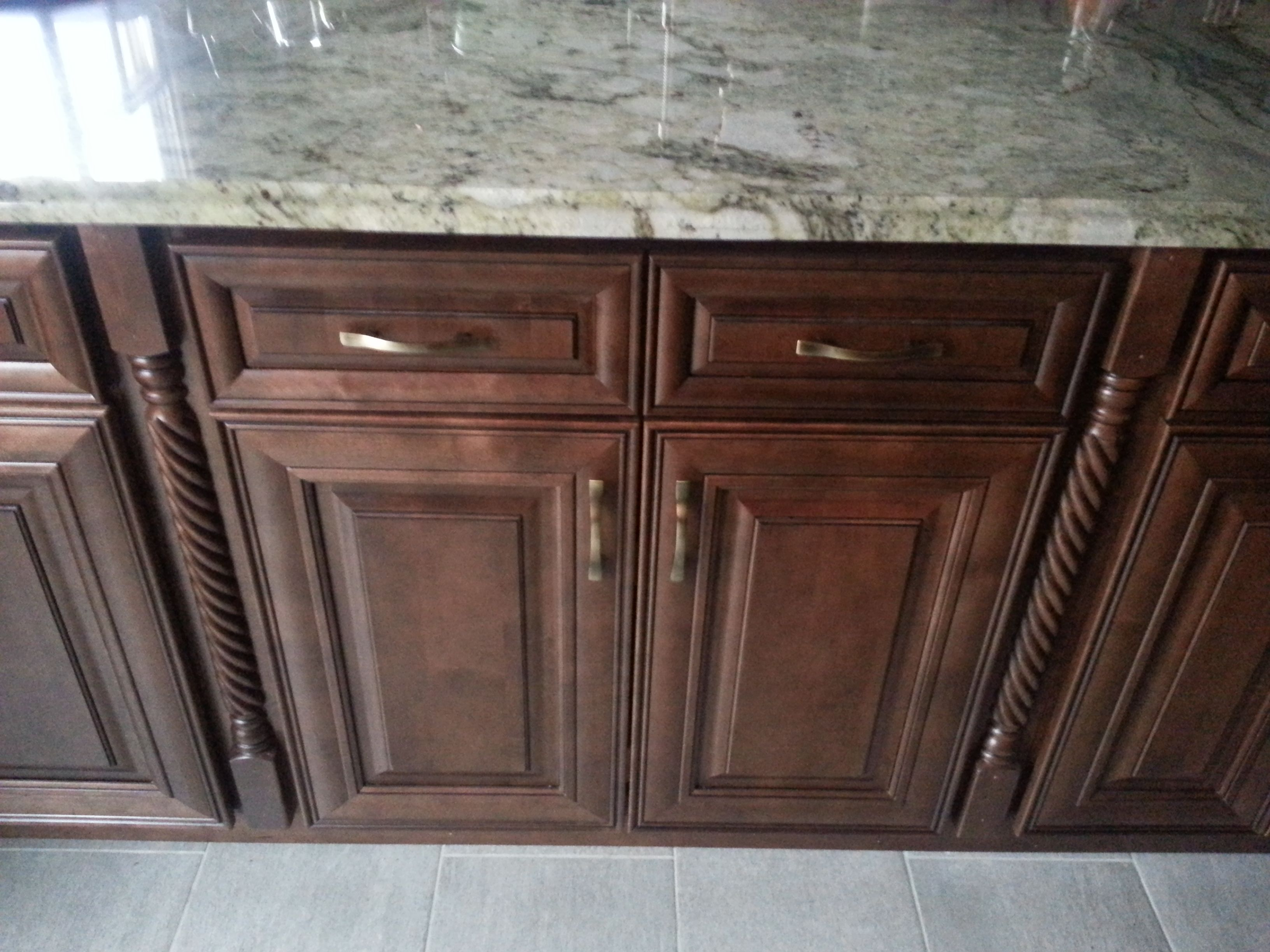 Chocolate Maple Glazed M01 Dealer Telstar Cabinets
