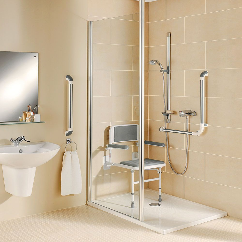 Impey Supreme Shower Panel 2000mm High X 760mm Wide Flat For