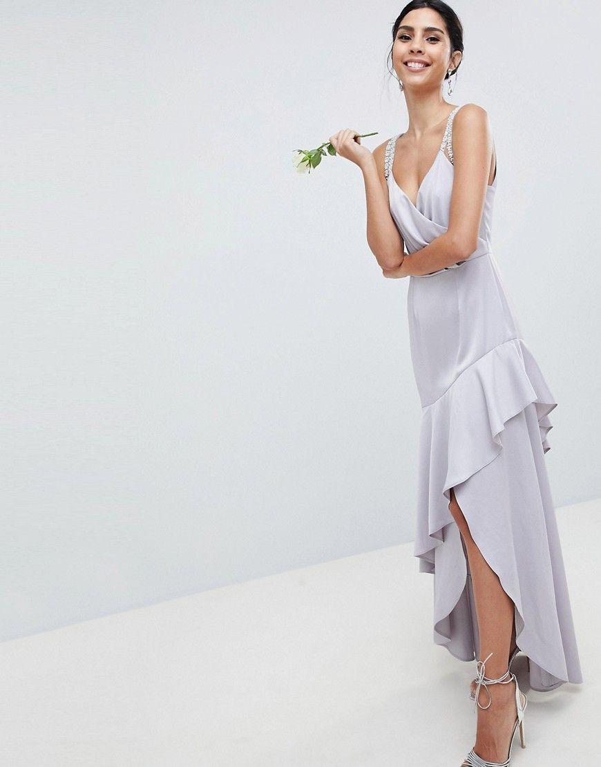Großzügig Brautjungfer Kleid Asos Ideen - Brautkleider Ideen ...