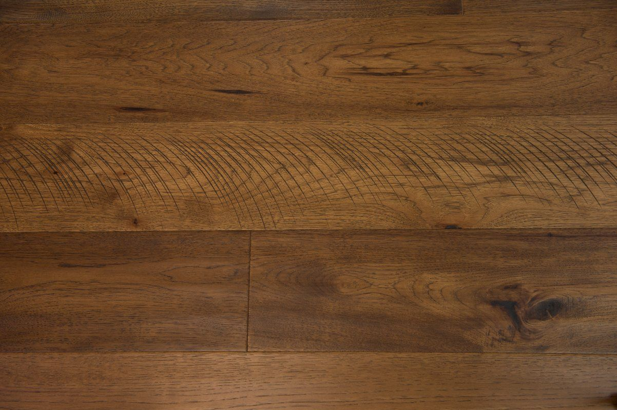 London Hickory 3 8 Thick X 7 1 2 Wide X Varying Length Engineered Hardwood Flooring Engineered Hardwood Hardwood Floors Hardwood