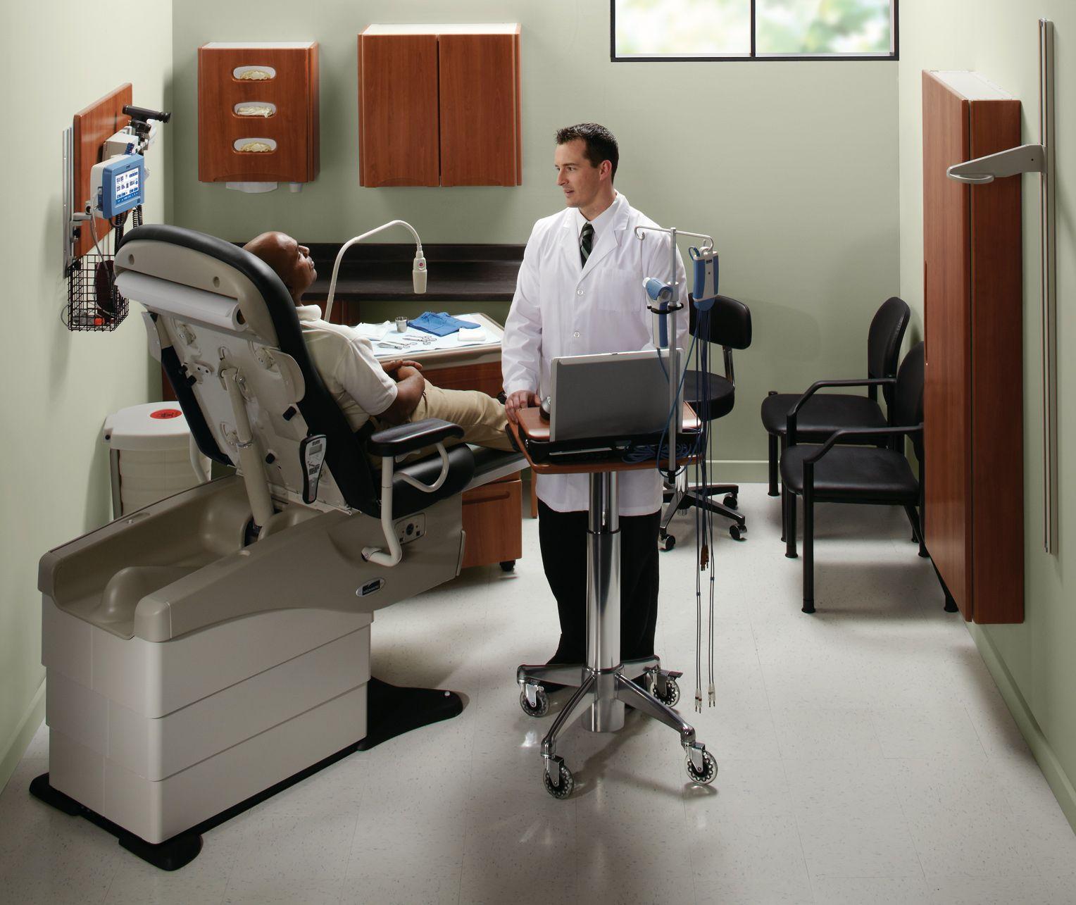 Dedicated Zones Workflow Medical office design, Workflow