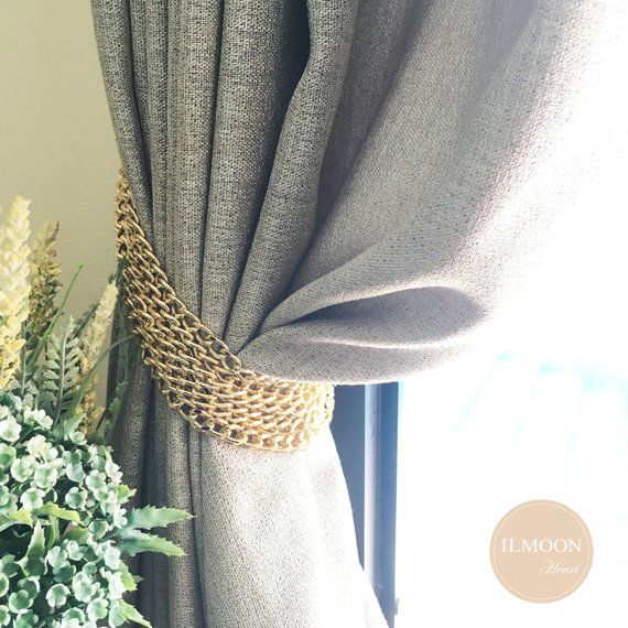 Gold Curtain Tie Back Luxury Curtain 2 Curtain Tieback Luxury