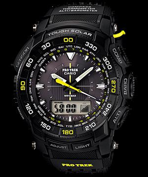 Jam tangan casio PRG550G1DR original di jakarta Jam