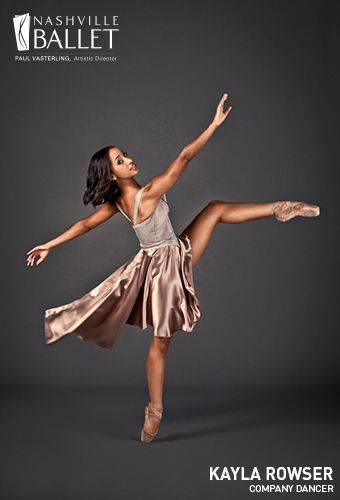 kayla ballerina