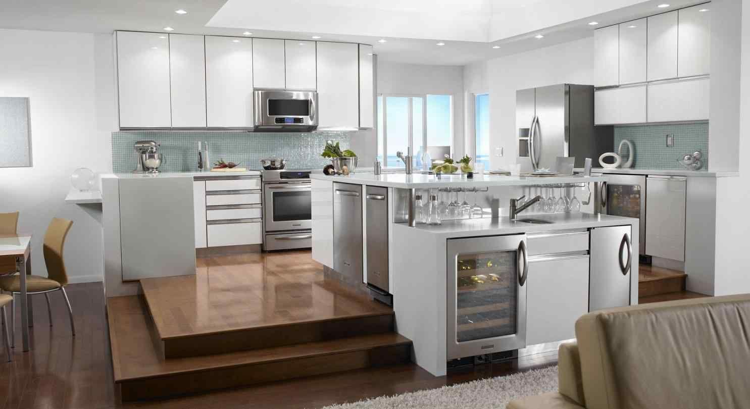 Küchendesign und farbe welche farbe soll ich meine küche mit weißen schränke  die
