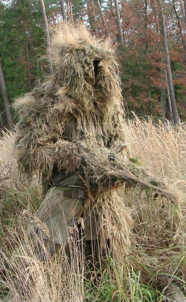 317f93e8f How To Make A Ghillie Suit From Scratch