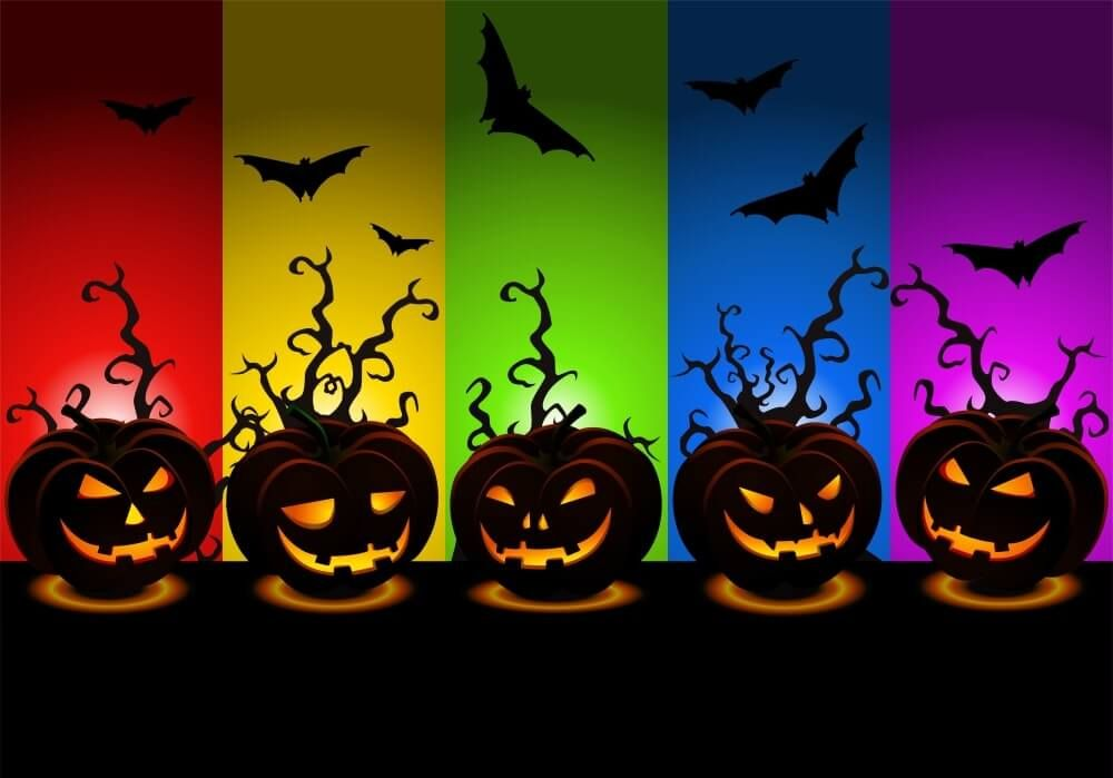 Free Scary Halloween Wallpaper Download Halloween Wallpaper Scary Halloween Halloween Illustration