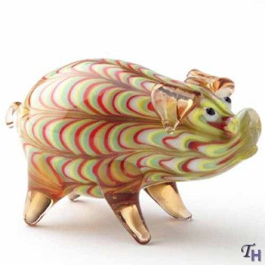 fitz+and+Floyd | Fitz and Floyd Pig Figurine
