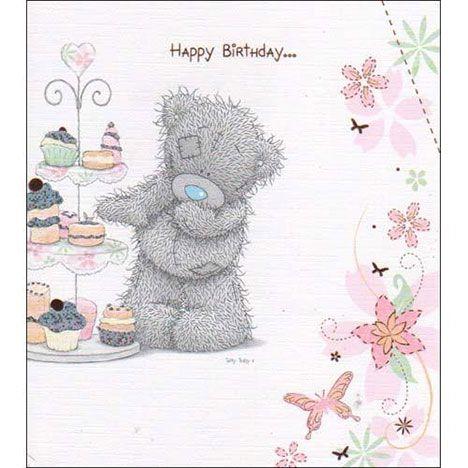 happy birthday tatty teddy 31 Buscar con Google – Me to You Birthday Card