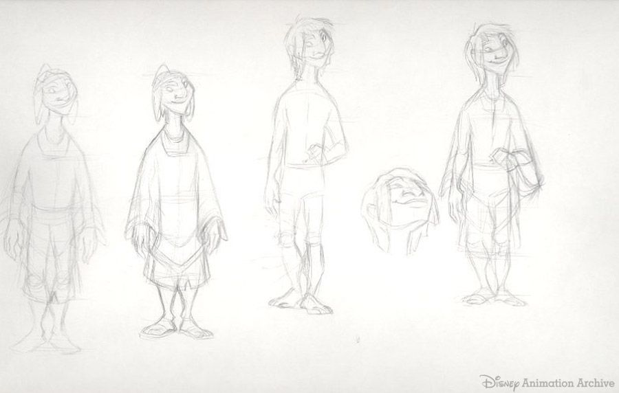 """""""The Emperor's New Groove""""  