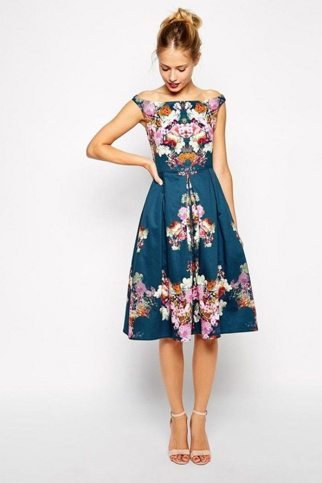 a486f387ccd 50 Stylish Wedding Guest Dresses That Are Sure To Impress  Prom Dress