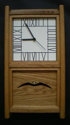 Charles Rennie Mackintosh Wall Clocks Clock Art Deco Clock Rennie Mackintosh