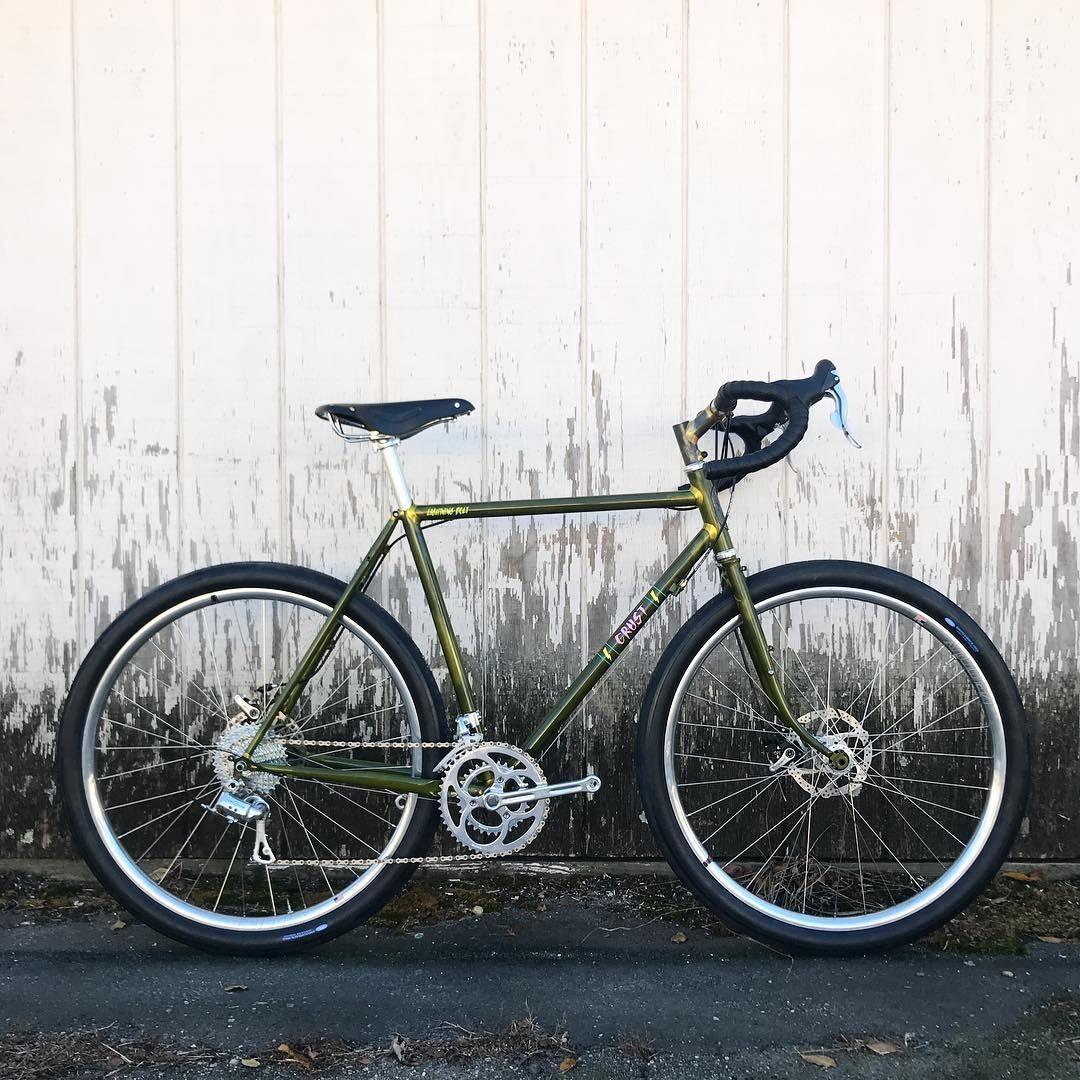 "Crust Bikes (@crustbikes) on Instagram: ""Lightning bolt build ..."
