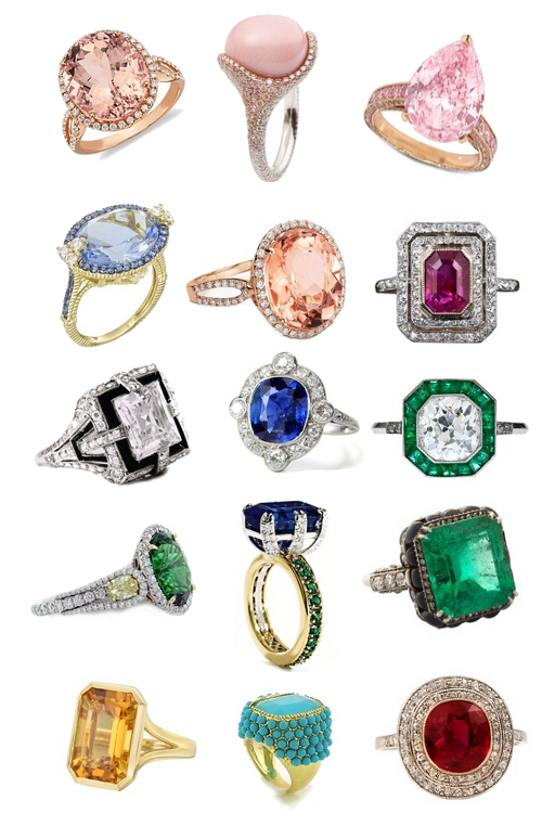 High End Jewelry, Right Hand Rings, Cocktail Rings, The