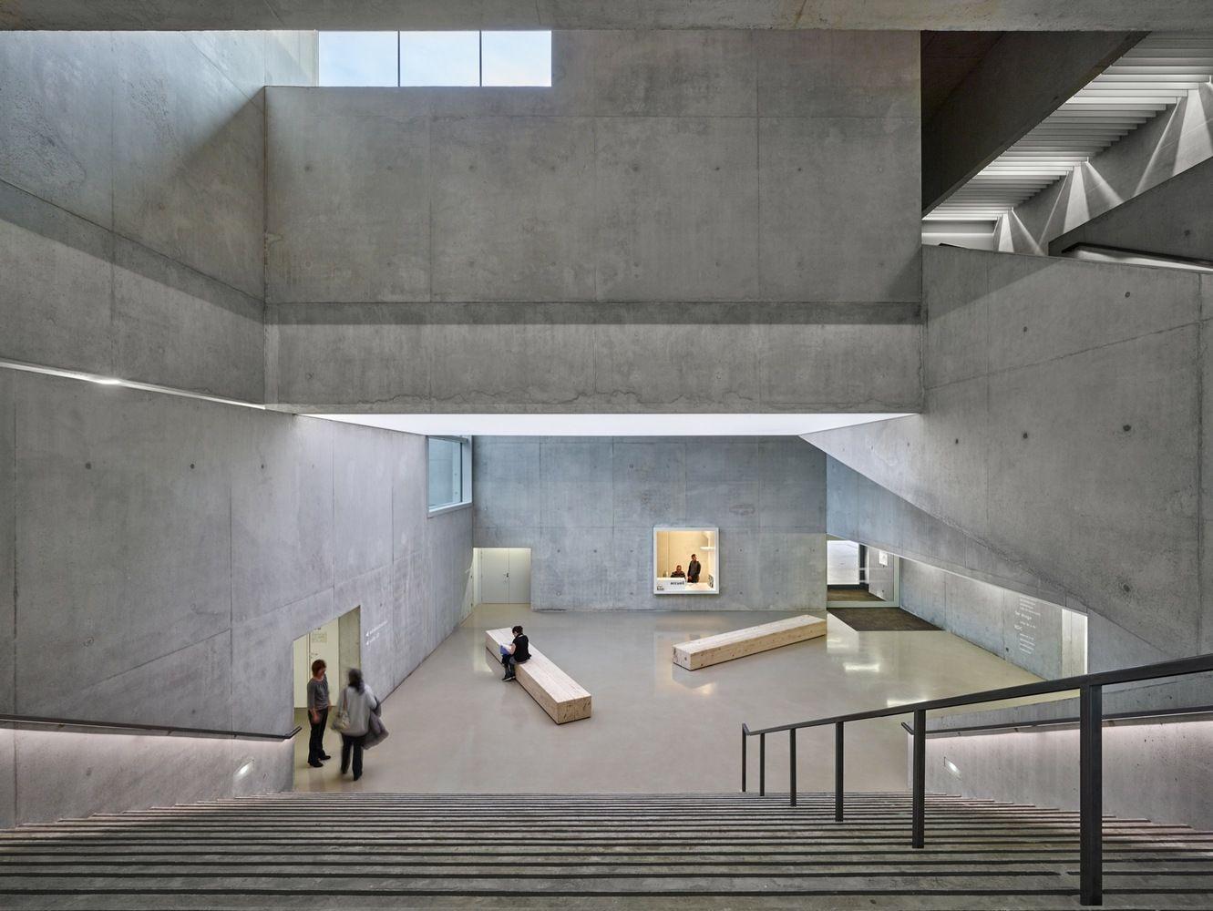 Gallery of henri dutilleux conservatoire dominique coulon associ s 30 architecture - Cabinet architecte strasbourg ...