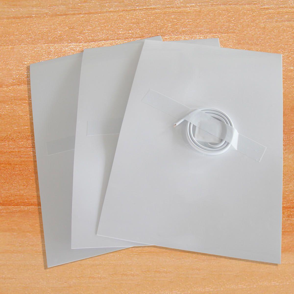Us 6 00 110v 220v 240v Mirror Heating Pad Demister Defogger