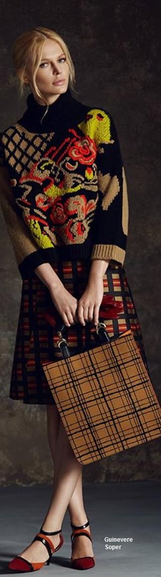 Vakko Fall Winter 2015 2016 RTW Stylish knitwear, Knit