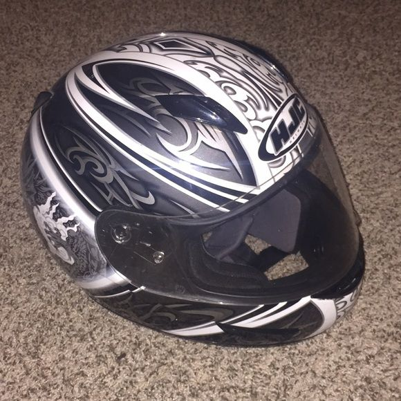 Hjc Draco Cl 15 Motorcycle Helmet With Images Motorcycle