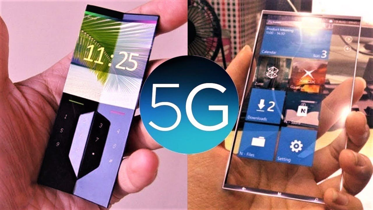 5G Technology In 2019 What You Need To Know! YouTube