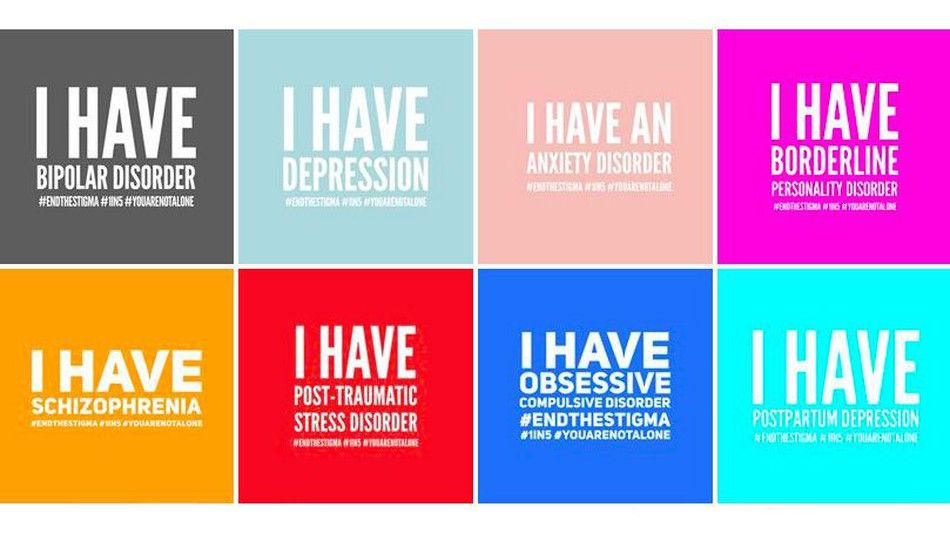 These Simple Badges Are Helping Social Media Users Talk About Mental