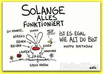 Geburtstagsspruche Geburtstag Pinterest Birthday Happy