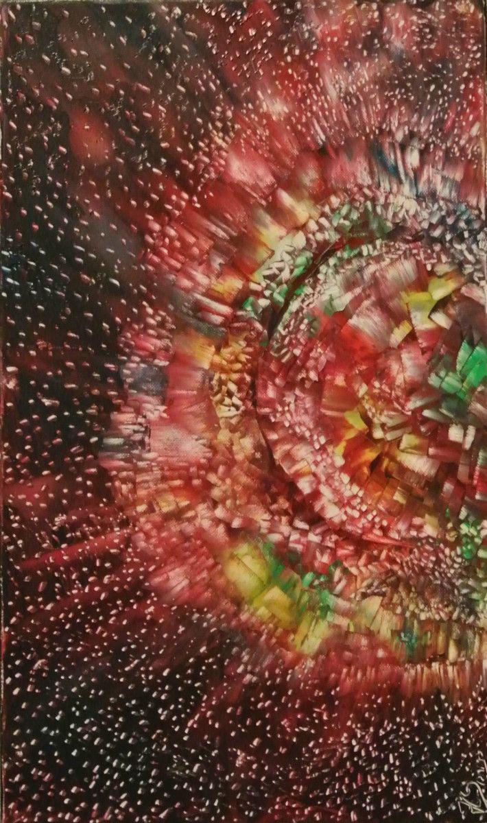 Pink Diamond by John R Jurisich