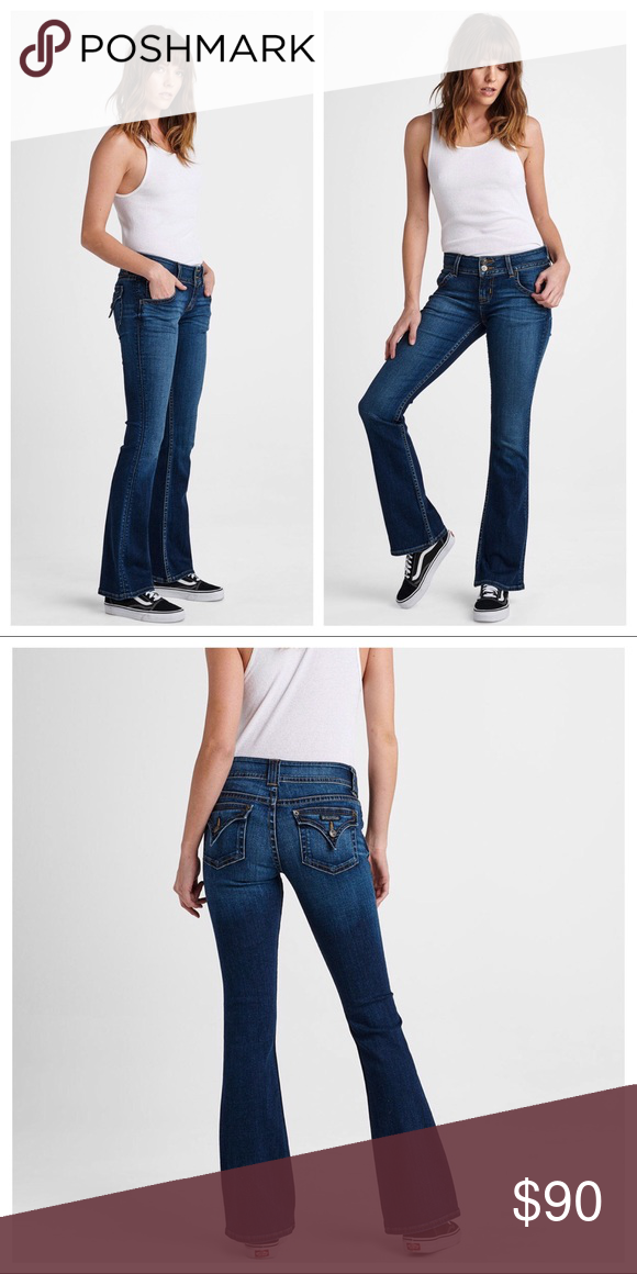 7937c21a9994b Hudson Jeans SIGNATURE MIDRISE BOOTCUT JEAN Brand New with Tags! Selling on  Hudson for $130