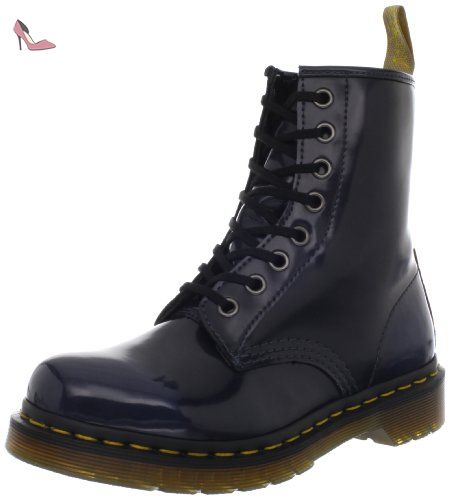 Black Canvas Dr Martens Delaney Youth Navy Leather 37 EU Dr Martens Delaney Youth Navy Leather 37 EU 11.5 M US Little Kid jFikM