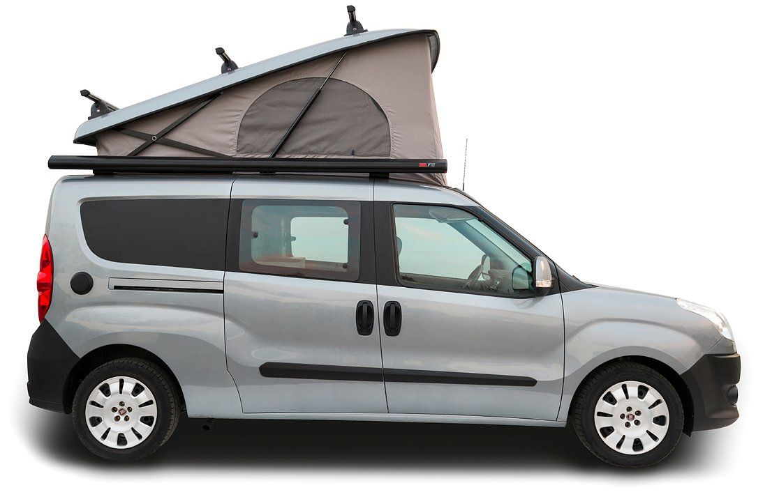 multi camper 3c concept fiat doblo maxi mini camper. Black Bedroom Furniture Sets. Home Design Ideas