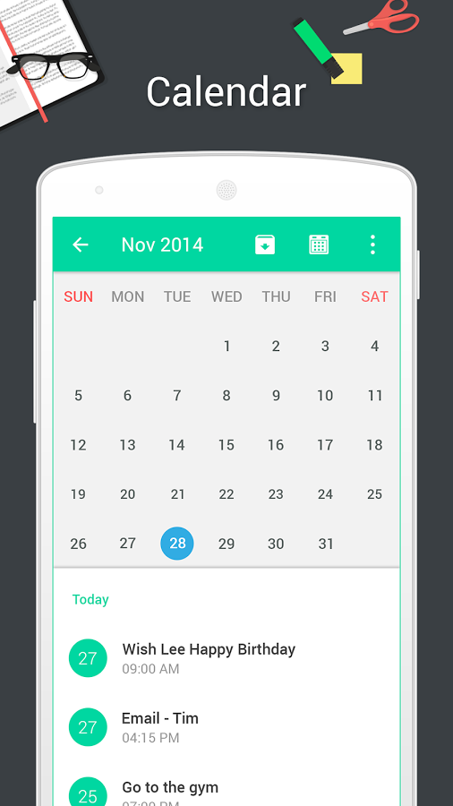Do  Task List  ToDo Lists  Mobile App By Americos Tech  Ui