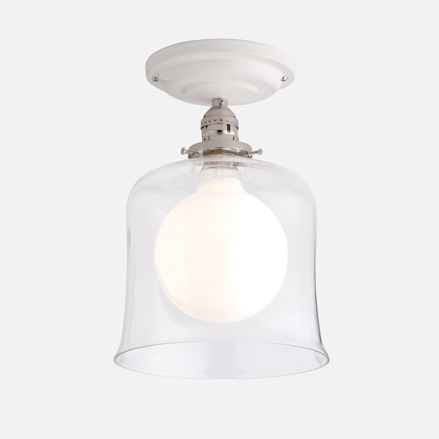 Hendrix Surface Mount Light Fixture | Schoolhouse Electric & Supply ...