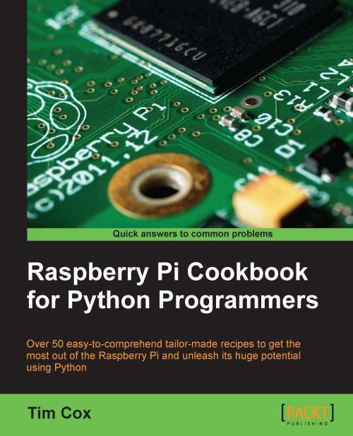 Free Raspberry Pi Cookbook Download   PACKT Books