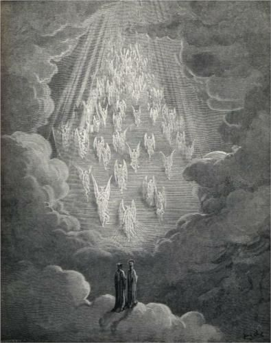 Paradiso Canto 1 Gustave Dore Gustave Dore Art Fairytale Art
