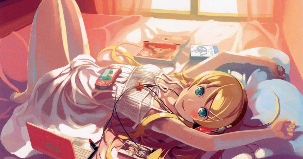 14 Ipad Pro 105 Anime Wallpaper Di 2020
