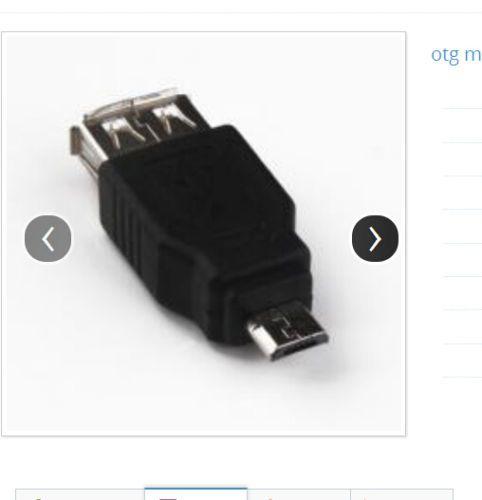 USB2.0 to MicroMini USB OTG Adapter Fr Samsung Galaxy S2 S3 Asus Google Nexus 7 https://t.co/GcJsgmI9mX https://t.co/2J8UHUG4zq
