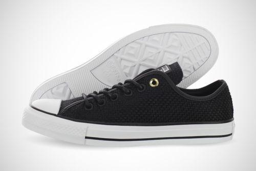 a2f8f21239c Converse Chuck Taylor All Star OX 151025C Black Fashion Shoes Medium (D M)  Men