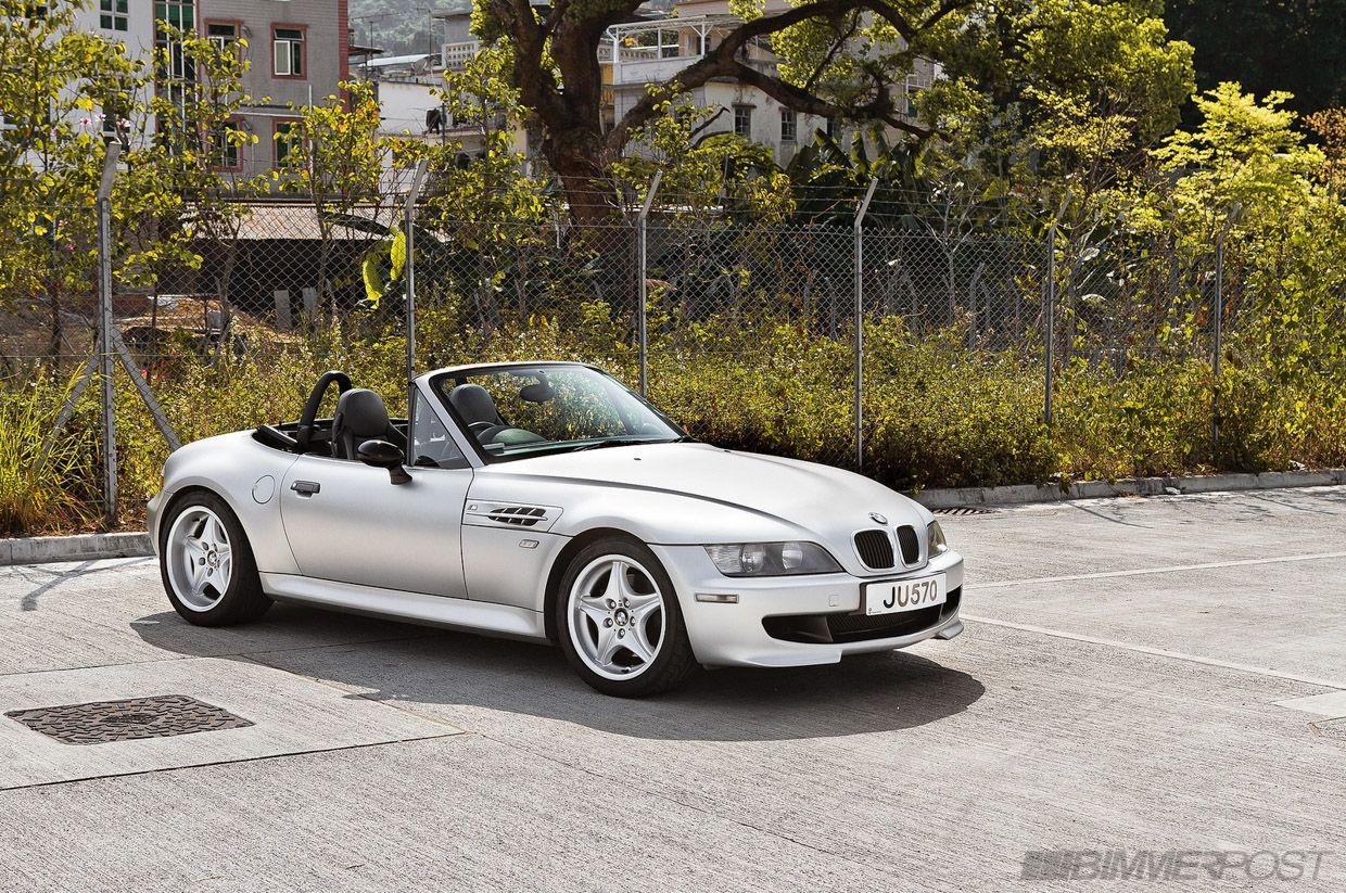 Bmw Z3 M Roadster Mine Has The Much More Beautiful Red And Black
