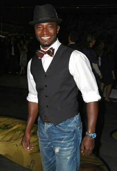 Taye Diggs Style, Fashion Looks - StyleBistro 61