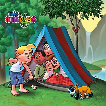 Campamento Juegos Online Actividades Para Ninos