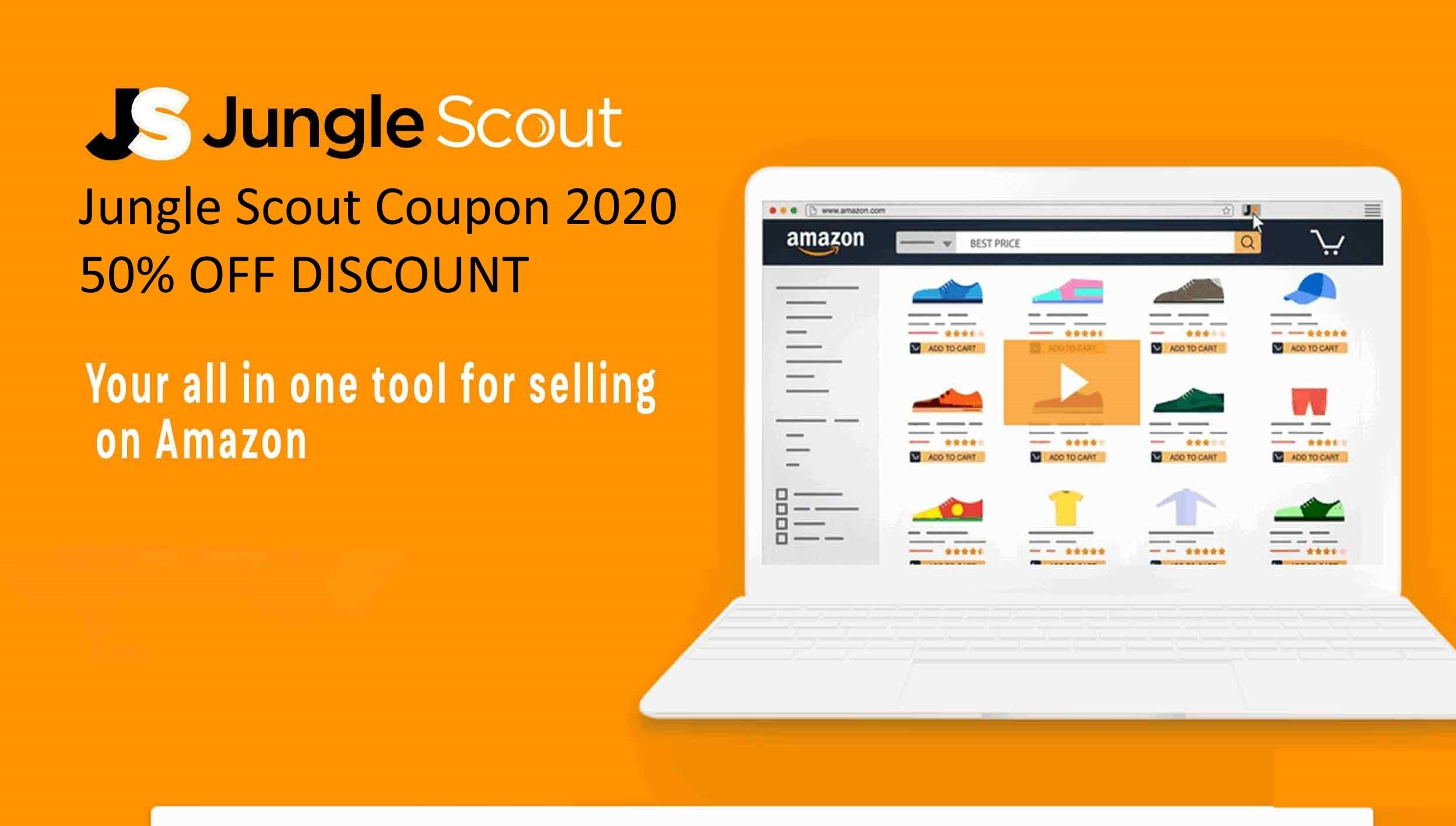 Jungle Scout Coupons Amazon Fba Growing Your Business