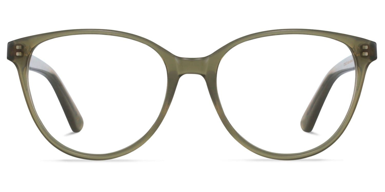Battatura Nazario Moss Green Cristal from Easy Optical