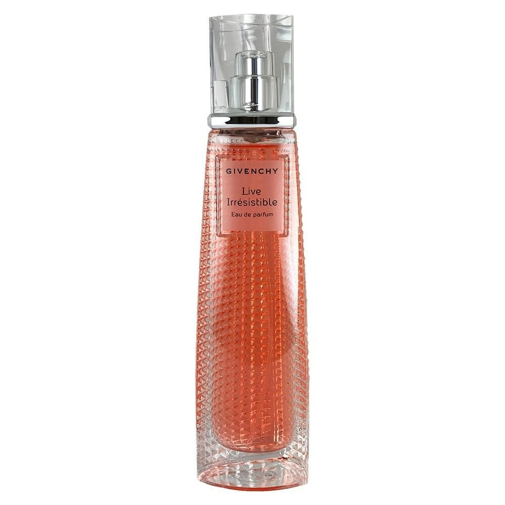 Givenchy Live Irresistible Womens 25 Ounce Eau De Parfum Spray