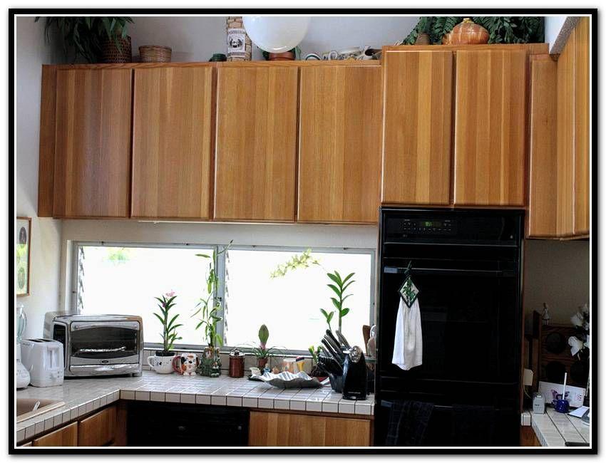Inspirational Refinish Oak Kitchen Cabinets